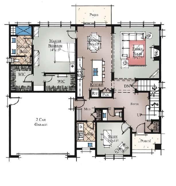 C-2695 First Floor