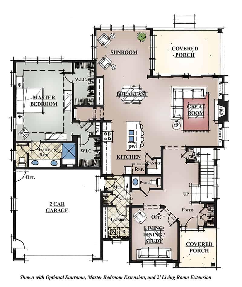 Sasser L (50-2695 - C) 1st Floor