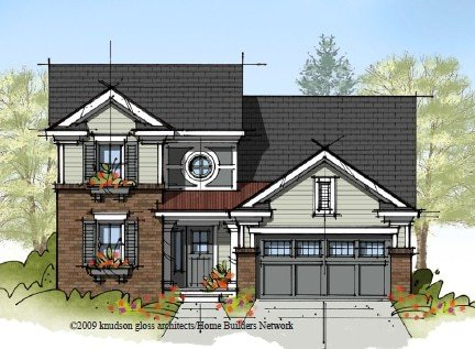 The-Croton_Traditional_Front_Rendering