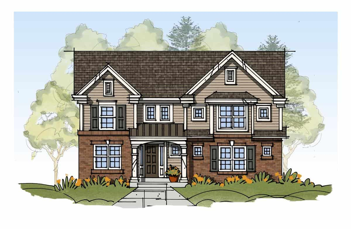 White-River-3202-Traditional-Elevation-1
