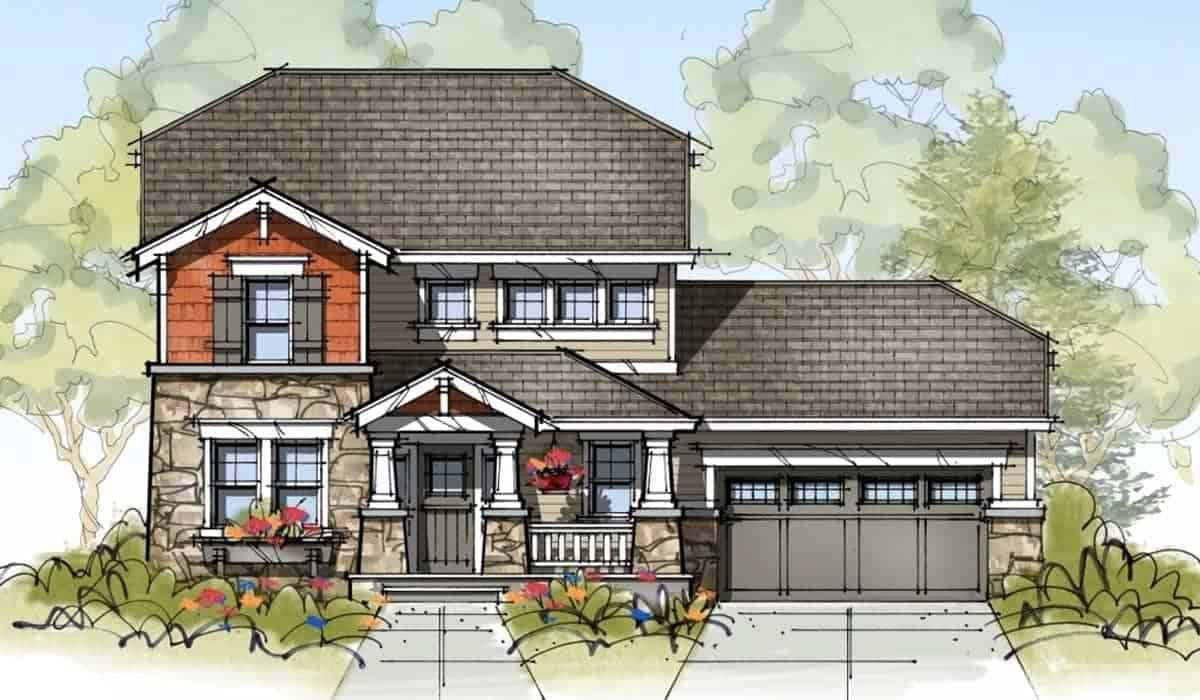 lacrosse_craftsman_home_plan