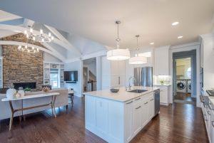 13BR Kitchen-Living